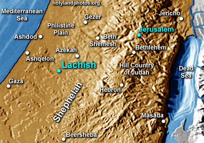 Lachish on the map.jpg